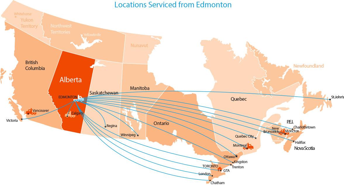 Location-Map-Edmonton-Service